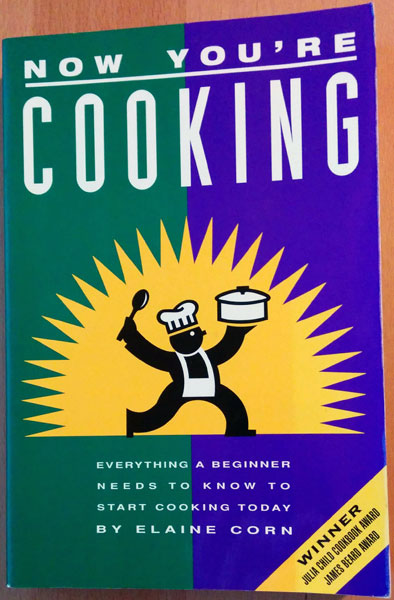 Now You're Cooking